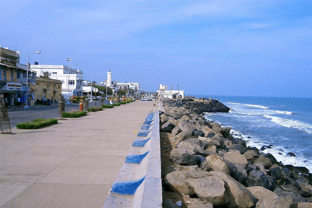 How to Reach Pondicherry from Mumbai Safely