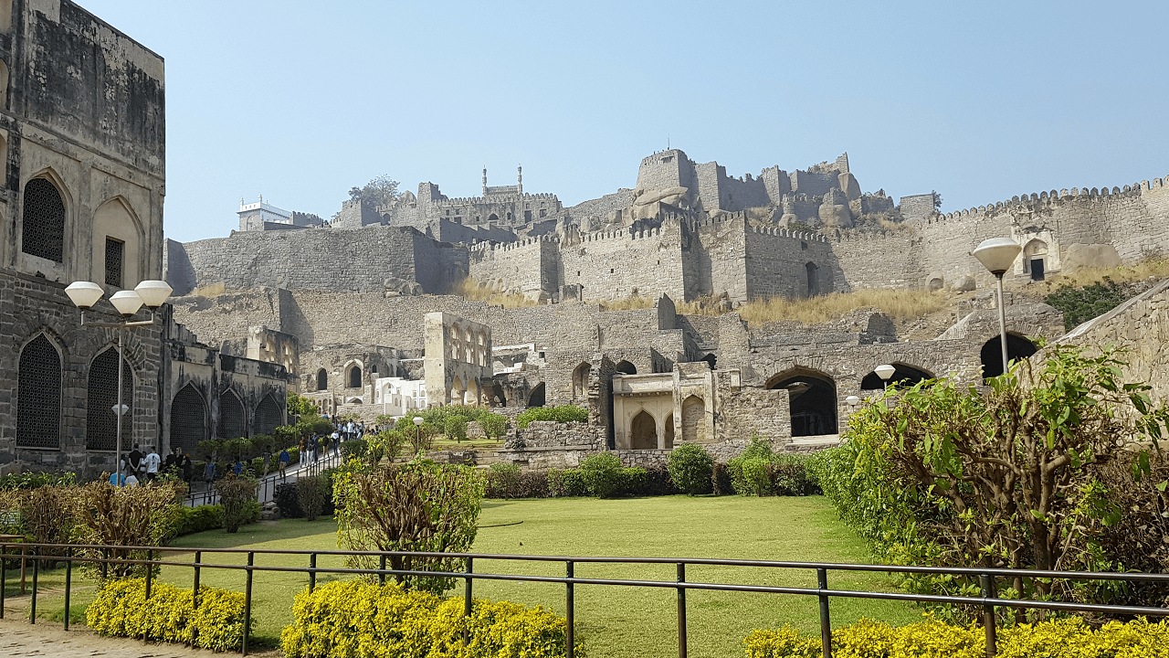 Best Time To Visit Golconda Fort Hyderabad