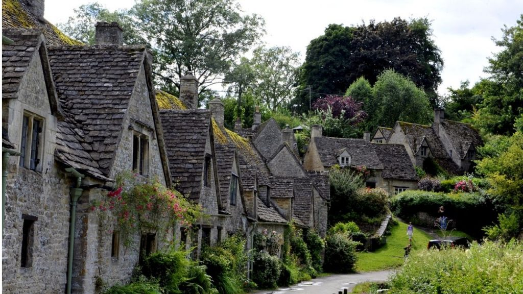 The Cotswolds and Lake District