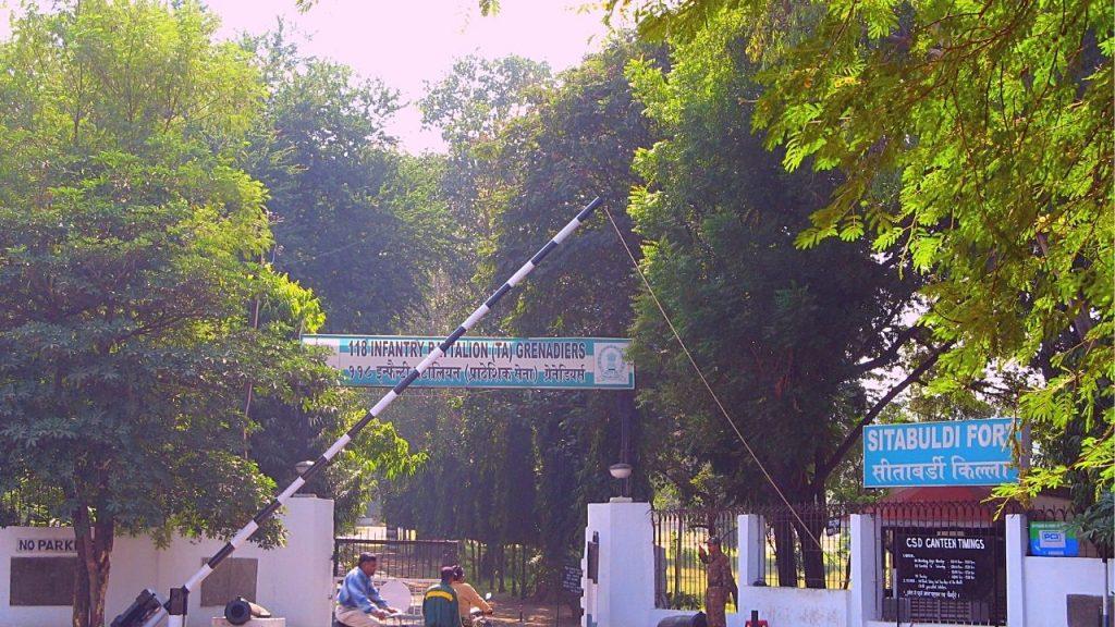 Sitabuldi Fort Nagpur